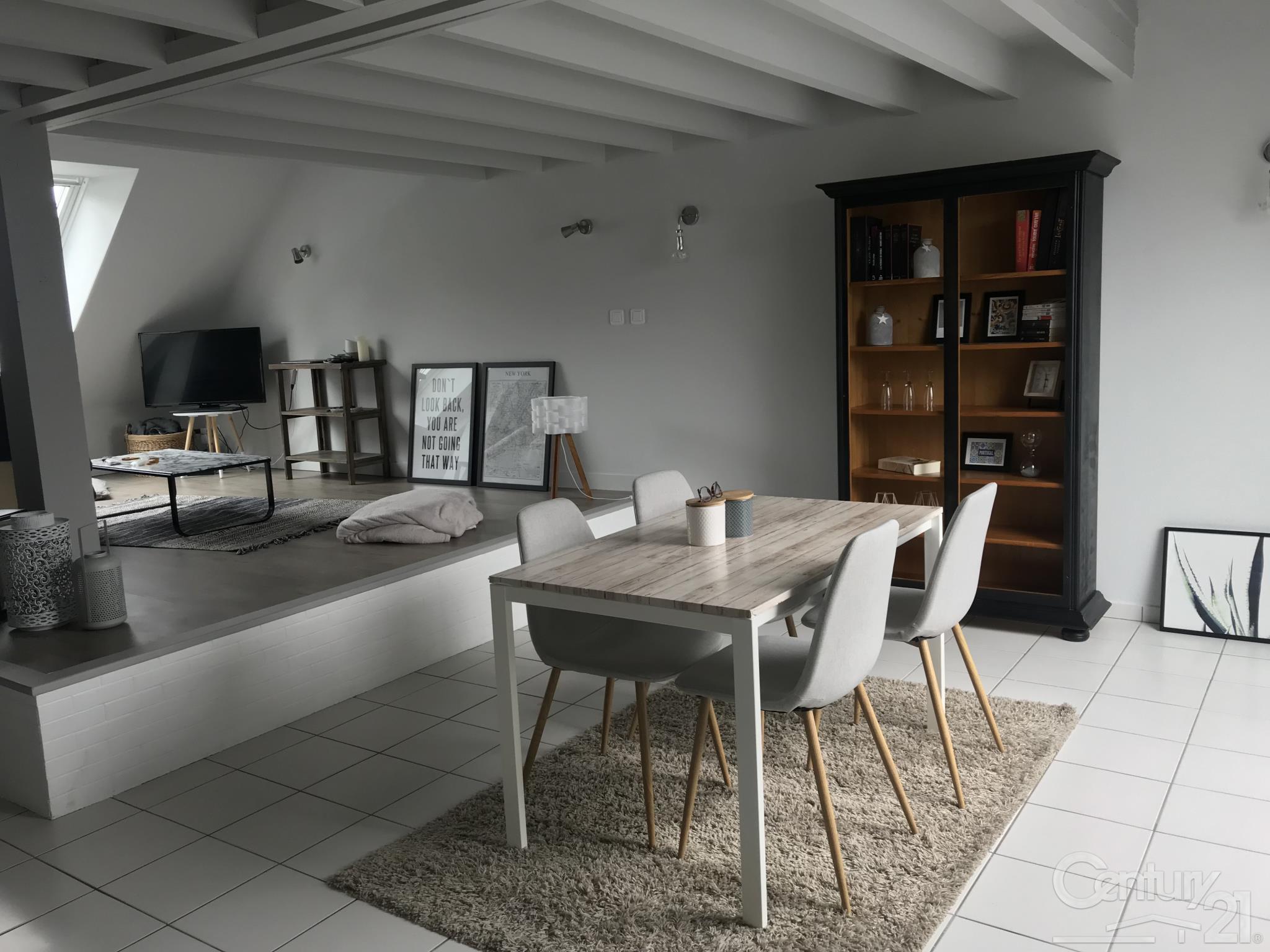 Appartement duplex à louer 3 pièces 66 m2 lorient 56 bretagne