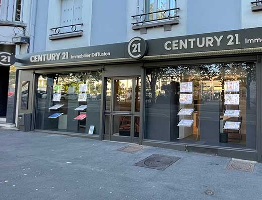 Agence immobilière CENTURY 21 Immobilier Diffusion, 56100 LORIENT